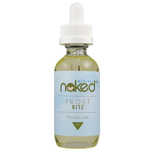 Frost Bite by Naked 100 Menthol By Schwartz
