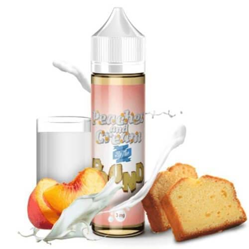 Peaches And Cream E-Juice