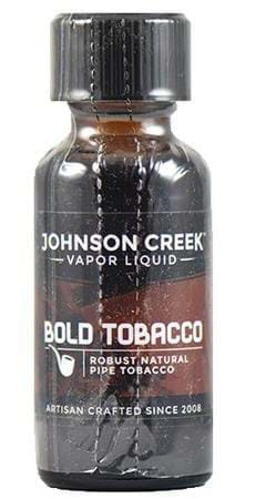 Bold Tobacco Juice