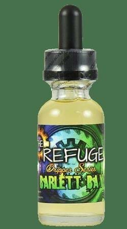 The Refuge Bartlett Bay E-Juice Flavor