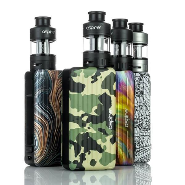 Puxos 100W TC Vape Starter Kit w/ Battery Hardware