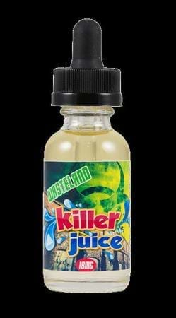 Killer Juice Wasteland E-Juice Flavor