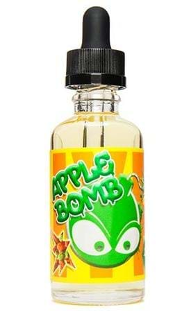 In Your Face Eliquids Apple Bomb