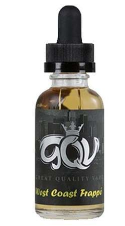 West Coast Frappe E-Juice