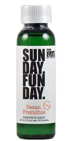 Sunday Funday by Fate Liquid Pecan Frenchie E-Juice Flavor