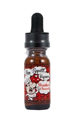 Strawberry Cheesecake by Bon Appetit Vapors