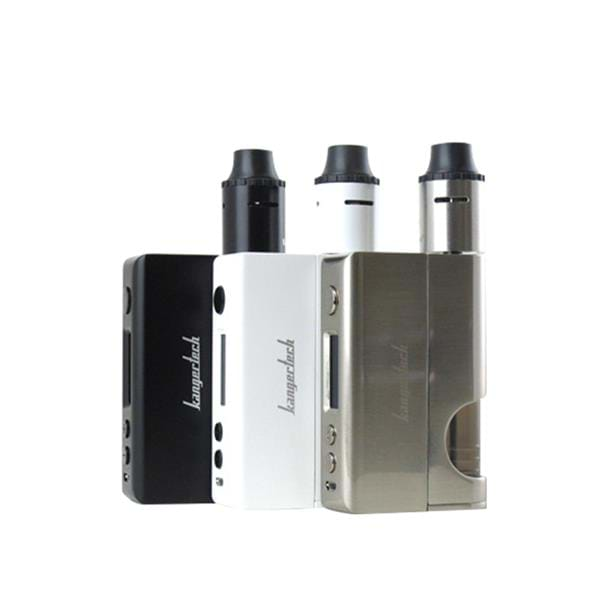 Kanger Dripbox 2 80W TC All-In-One Starter Kit Hardware