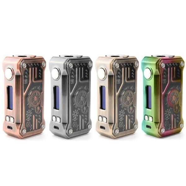 Punk Mini 85W TC Vape MOD Hardware