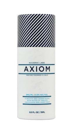 KAIZENIC Labs AXIOM E-Juice Flavor