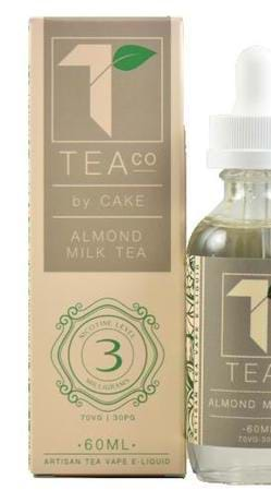 Almond Milk Tea E-Juice