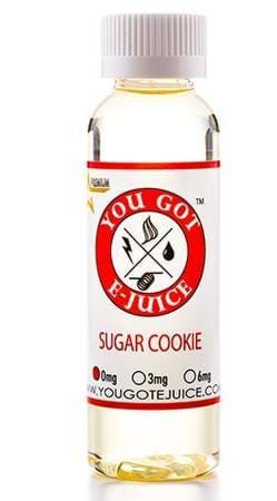 Sugar Cookie Juice