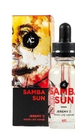 Artist Collection Samba Sun E-Juice Flavor