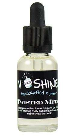 Twisted Metal by V-Shine Handcrafted E-juice