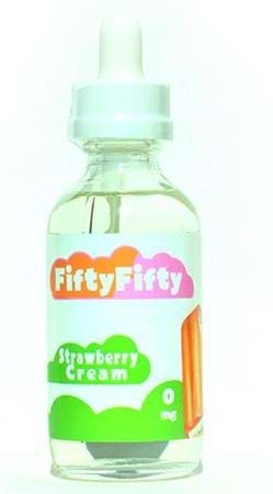 Strawberry Cream by Fifty-Fifty
