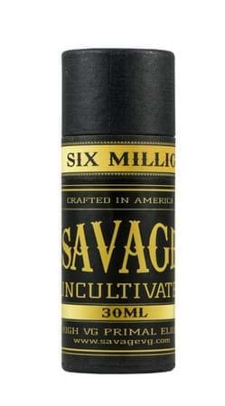 Uncultivated by Savage