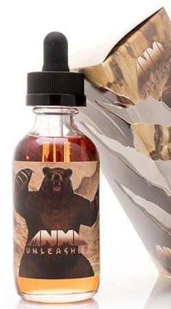 ANML Unleashed Grizzly E-Juice Flavor