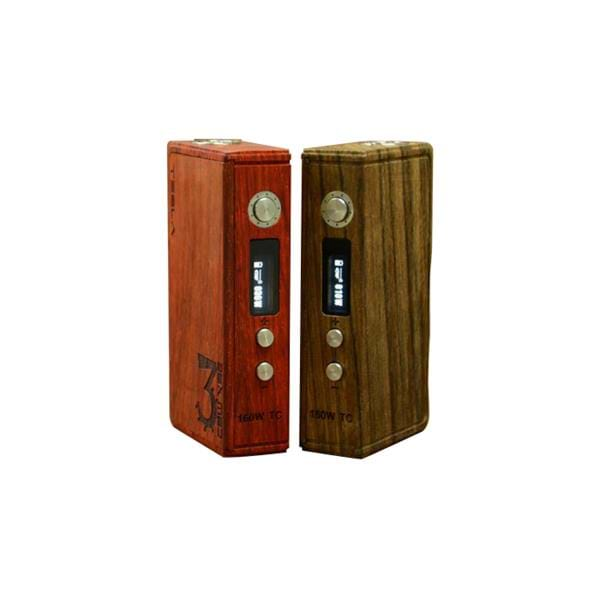 Wood 160W TC MOD by Tesla
