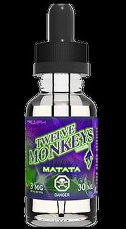 Twelve Monkeys Vapor Matata