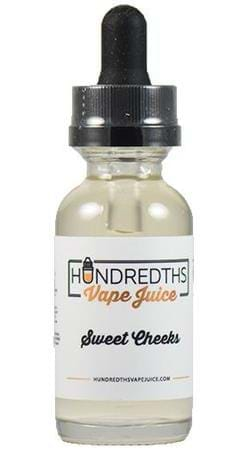 Hundredths Vape Juice Sweet Cheeks