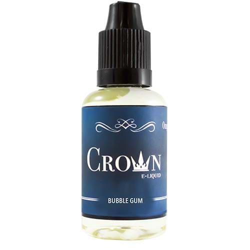 Bubble Gum by Crown E-Liquid