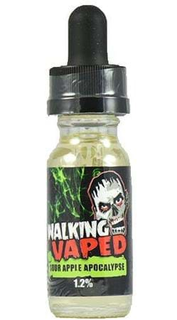Walking Vaped E-Liquid Sour Apple Apocolypse