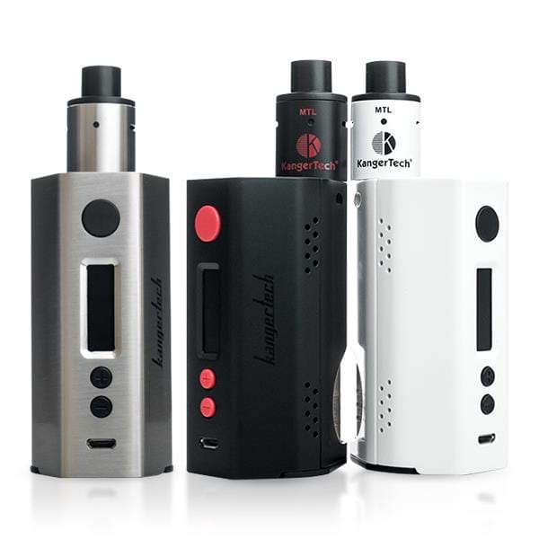 Kanger Dripbox 160 TC Starter Kit Hardware