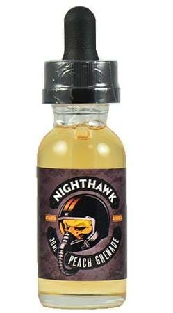 Peach Grenade by Nighthawk Eliquid