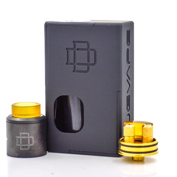 Druga Squonk Starter Kit Hardware