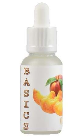 BASICS Peach E-Juice Flavor