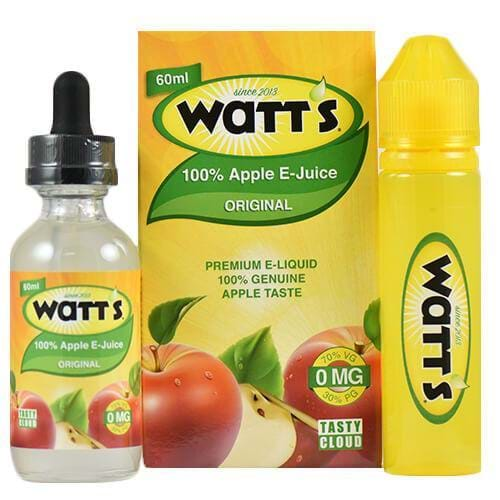 Original by Watt's Apple eJuice