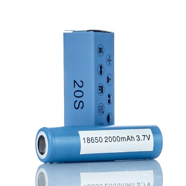 20S 18650 2000mAh 30A High Drain Battery Hardware