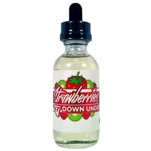 Strawberries Down Under by Strawberries Down Under By VAPEGOONS