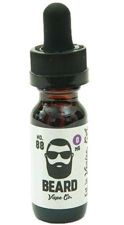Beard Vape Co. #88 E-Juice Flavor
