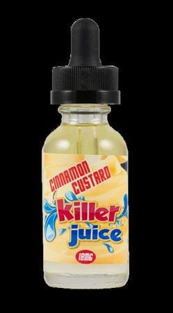 Killer Juice Cinnamon Custard