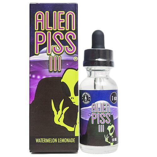 Alien piss 3 Juice
