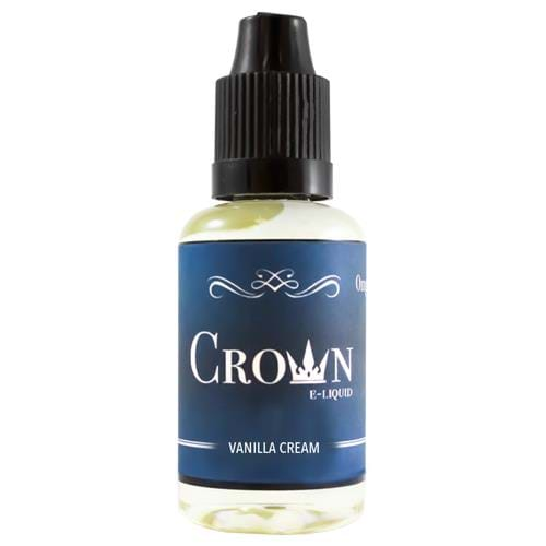 Vanilla Cream by Crown E-Liquid