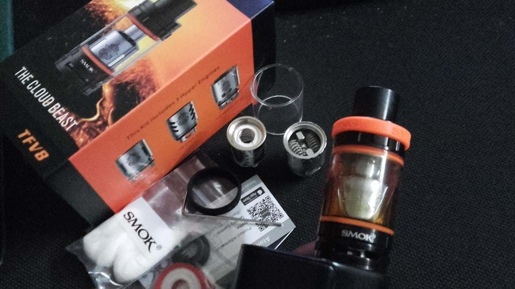 Photo of Smok TFV8 Cloud Beast Tank by rubelraf