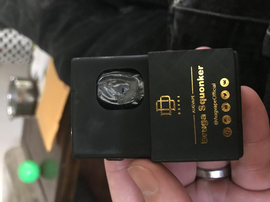 Photo of Druga Squonk Starter Kit by James