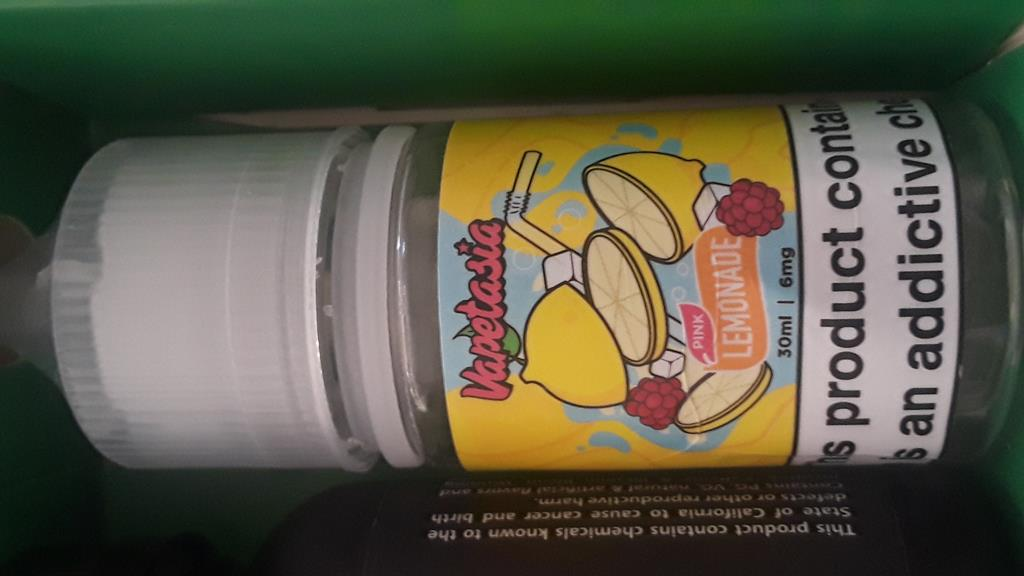 Photo of Pink Lemonade by Zach
