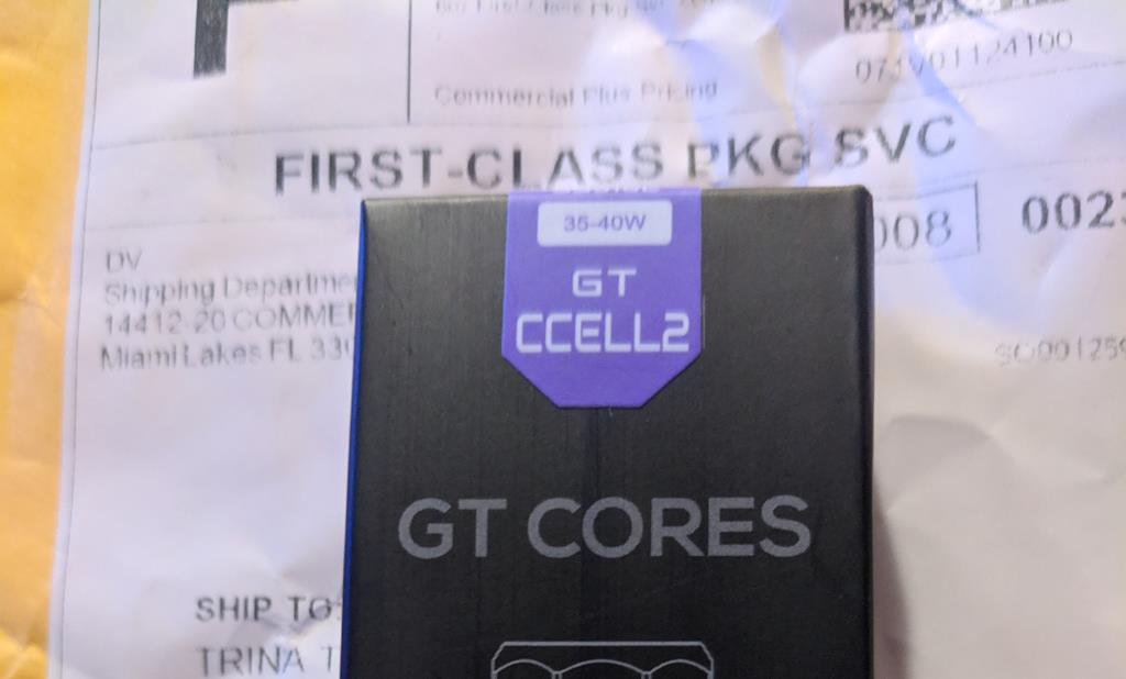 Photo of GT Mesh Replacement Vape Coils (3-Pack) by Trina