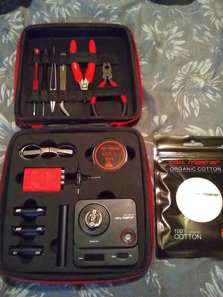 Photo of Coil Master DIY Kit V3 by Chips
