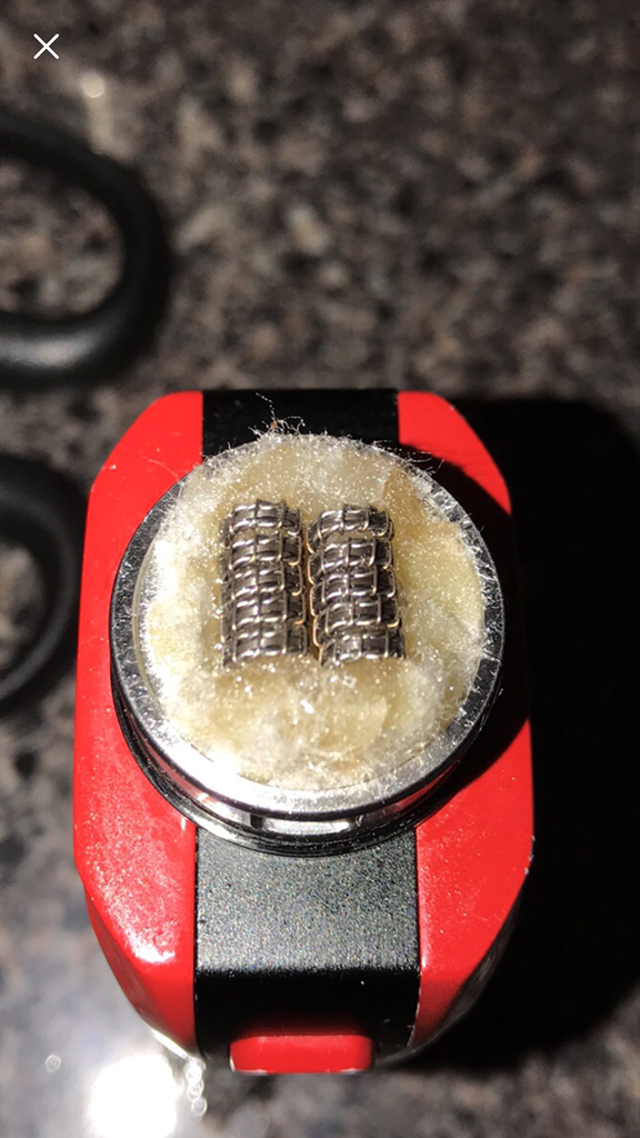 Photo of Helix Staple coils (2-pack) by Matthew