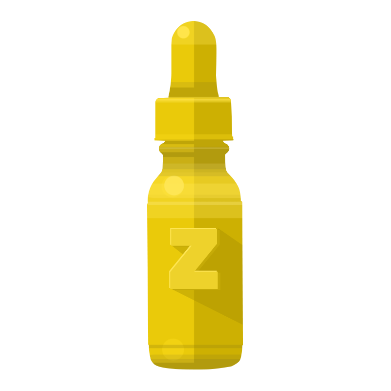 zamplebox gold e-liquid icon