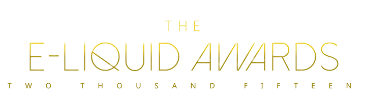 the 2015 e-liquid awards