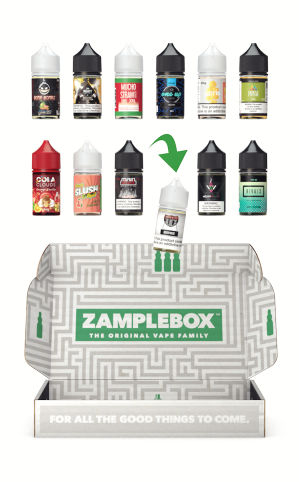 Best e-juice flavors in vape box subscription