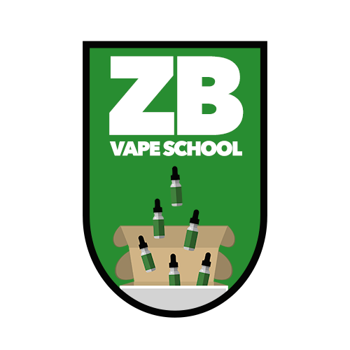 ZampleBox VapeSchool Crest