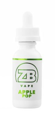 Apple Pop by ZB Vape