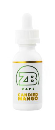 Apple Candied Mango by ZB Vape