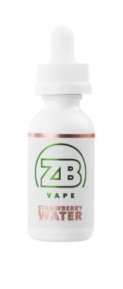 Strawberry Water by ZB Vape