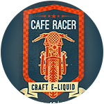 Cafe Racer Craft E Liquid Logo